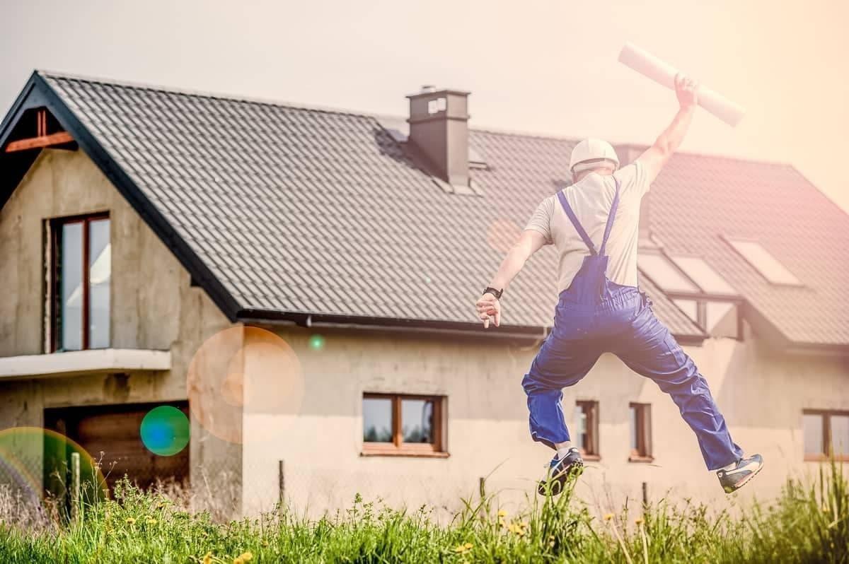 Haus mieten oder Haus bauen